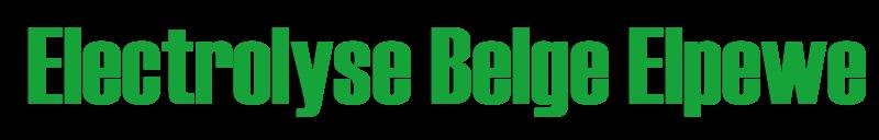 Electrolyse Belge Elpewe